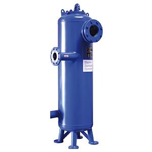 Separatoare centrifugale pentru gaz